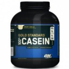 Протеин Optimum 100% Casein Protein - 1816 грама Ванилия