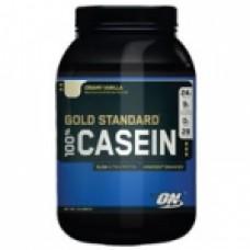 Протеин Optimum 100% Casein Protein - 907 грама Ванилия