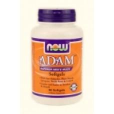 ADAM Men's Vitamins - 90 дражета Now Мъжки витаминен комплекс