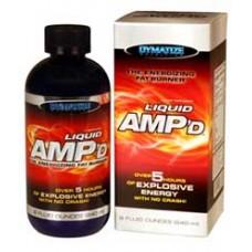 Енергийна течност изгаряща мазнини Dymatize Liquid AMPD 120 ml