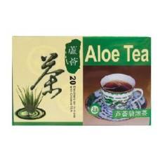 Зелен чай Алое - 20 пак.