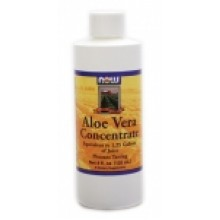 Aloe Vera Concentrate - 120 мл Now