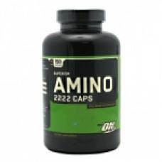 Аминокиселини Optimum Amino 2222 - 150 капсули