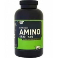 Аминокиселини Optimum Amino 2222 - 160 таблетки