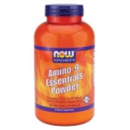 Amino-9 Essentials - 330 гр. Now Есенциални аминокиселини
