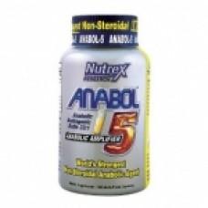Nutrex Anabol 5 - 120 капсули