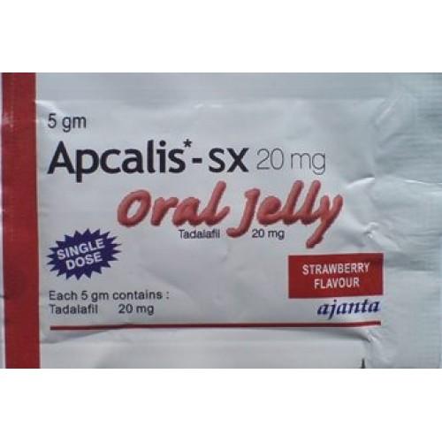 АПКАЛИС / APCALIS STRAWBERRY - желе с НОВ вкус на Ягода 20mg
