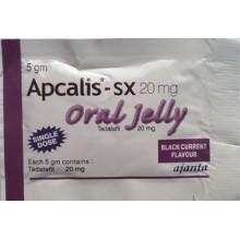 АПКАЛИС / APCALIS BLACK CURRANT - желе с НОВ вкус на Касис 20mg