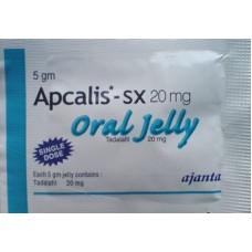 АПКАЛИС / APCALIS MINT - желе с НОВ вкус на Мента 20mg