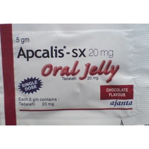 АПКАЛИС / APCALIS CHOCOLATE - желе с НОВ вкус на Шоколад 20mg