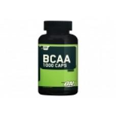 Аминокиселини Optimum BCAA 1000 - 200 капсули