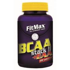 ФитМакс ВСАА Стак II + ЕАА – 120 таблетки