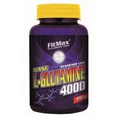 ФитМакс БАЗА Л-ГЛУТАМИН 4000 – 250 грама прах