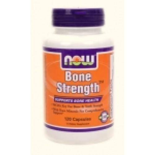 Bone Strength - 120 капсули Now За здрави кости и зъби