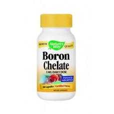 Бор - за нормалното ниво на естрадиол в кръвта - 3 mg по 100 капс