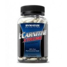 За горене на мазнини - Dymatize L-Carnitine Xtreme 60 капсули