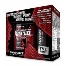 Експлозивна енергия Dymatize Caffeine-Free Xpand Xtreme Pump 800