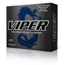 Dymatize Viper Ultra-High Energy Fat Burner - 40 servings
