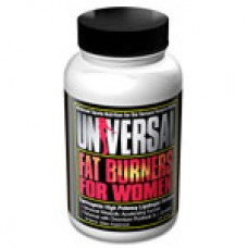 Фетбърнер Universal Fat Burners For Women - 120 таблетки