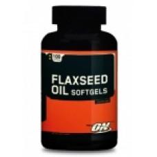 Мастни киселини Optimum Flax Seed Oil - 100 дражета