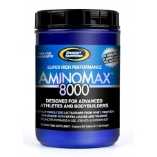 Комплексни аминокиселини Gaspari Amino Max 8000 - 350 таблетки