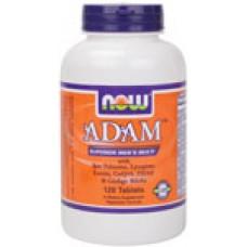 ADAM Men's Vitamins - 120 таблетки Now Мъжки спортен комплекс