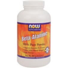 Beta-Alanine Прах - 500 гр Now - Бета аминокиселина