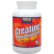 Creatine Monohydrate Прах - 1000 гр. Now Креатин