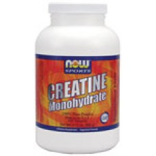 Creatine Monohydrate Прах - 600 гр. Now Креатин