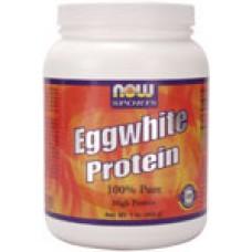 Яйчен протеин Now EggWhite Protein - 454 гр