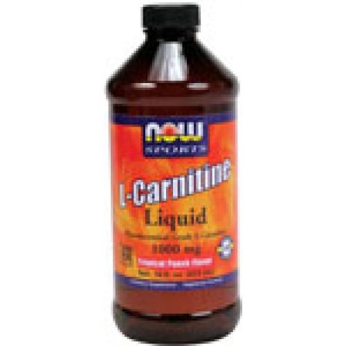 L-Carnitine Liquid Tropical Punch  Now Намаляване на мазнините