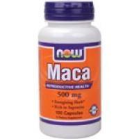 MACA 500 мг - 100cap Секс стимулант за мъже