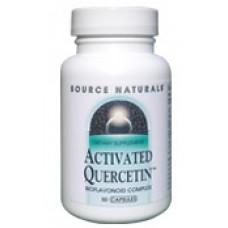 Активиран Кверцетин - антиоксидант, изчиства организма - 50 капс