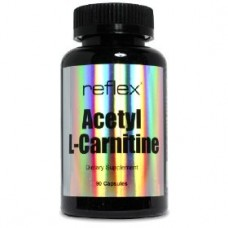 Reflex Acetyl-L-Carnitine 90 капсули