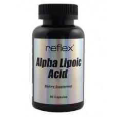Reflex Alpha Lipoic Acid 90 капсули