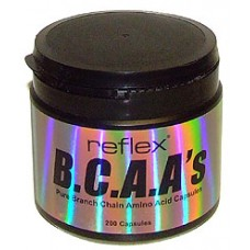 Reflex B.C.A.A's 200 капсули