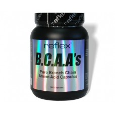 Reflex B.C.A.A's 500 капсули