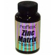 Reflex Zinc Matrix 90 капсули