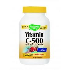 Витамин С плюс биофлавони - 500 mg
