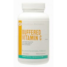 Витамини Universal Vitamin C Buffered 1000 мг. - 100 таблетки