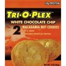 Бисквитки Лешници и Парченца Бял Шоколад