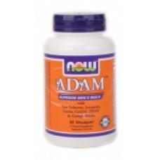 ADAM Men's Vitamins - 90 капсули Now Мъжки витаминен комплекс