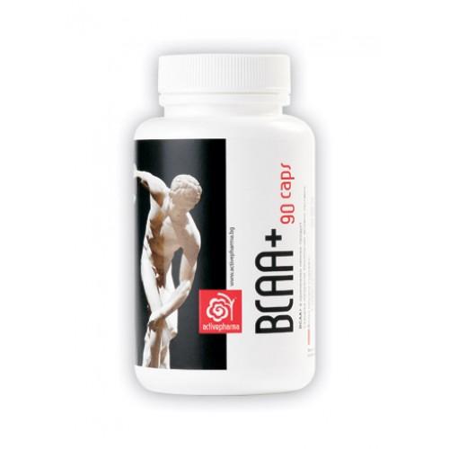 Activepharma BCAA+ 90 капсули