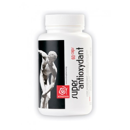 Activepharma Антиоксидант 60 капсули