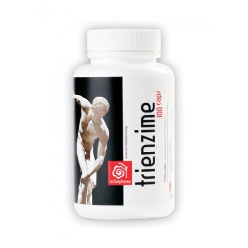 Activepharma Триензим 100 капсули