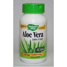 Алое Вера лист - укрепва имунната система 550 mg по 100 капс