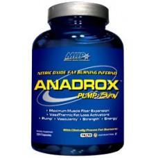 Азотнo-киселинен и изгарящ мазнините продукт MHP-Anadrox 224caps