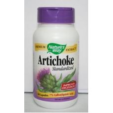 Артишок - за функциите на жлъчката и черния дроб 450 mg по 60 капс