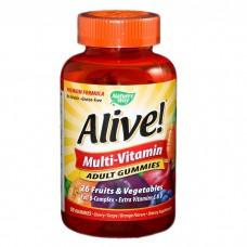 Желирани мултивитамини Alive! за възрастни