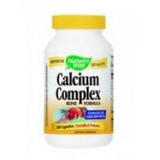 Калциев Комплекс - за укрепване на костите - 500 mg по 100 капс